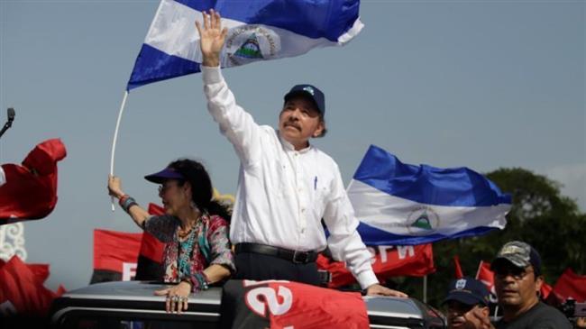 Photo of Nicaragua's leader says US, Catholic bishops behind deadly unrest