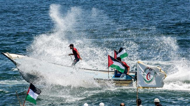 Photo of Bandit Israel stops vessel from Gazan humanitarian flotilla