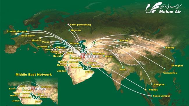 Photo of Great Satan US targets Iran's tourism; airlines halt service