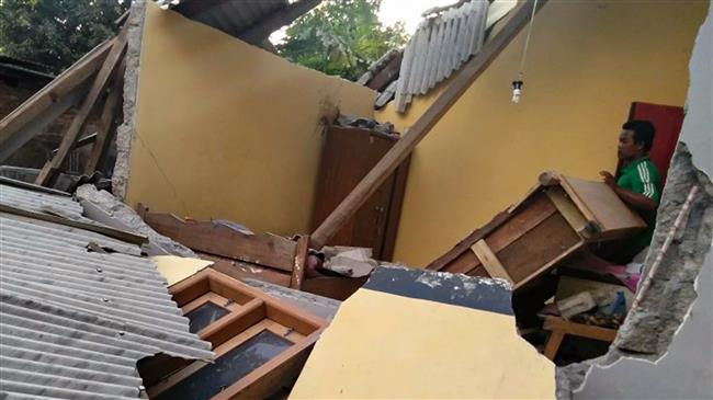 Photo of Deadly quake hits near Indonesia's famous resort, 10 killed