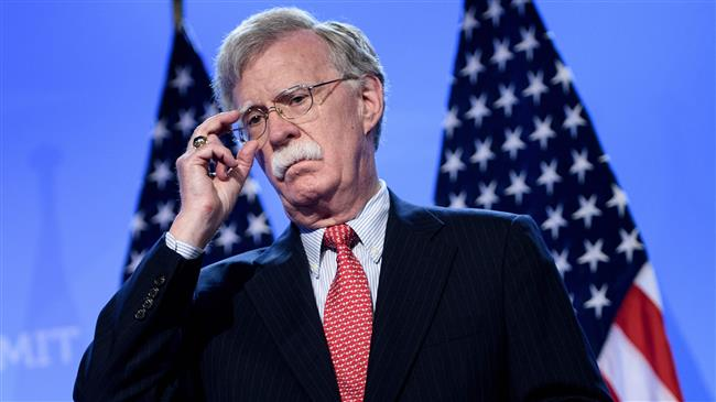 Photo of Rabid Bolton: US to stay in Syria as long as Iran is there