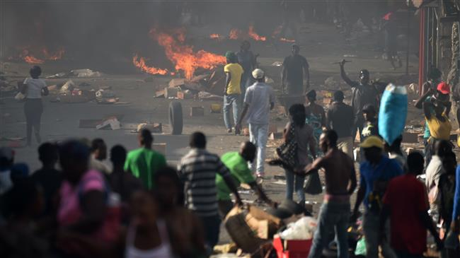 Photo of Protests erupt in Haiti over sharp rise in fuel prices