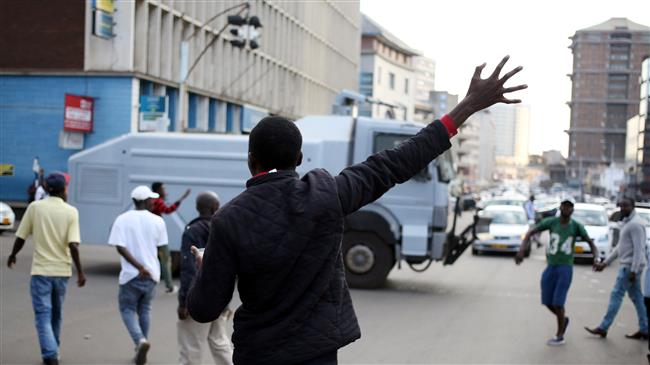 Photo of Zimbabwe opposition angry with delay of poll results