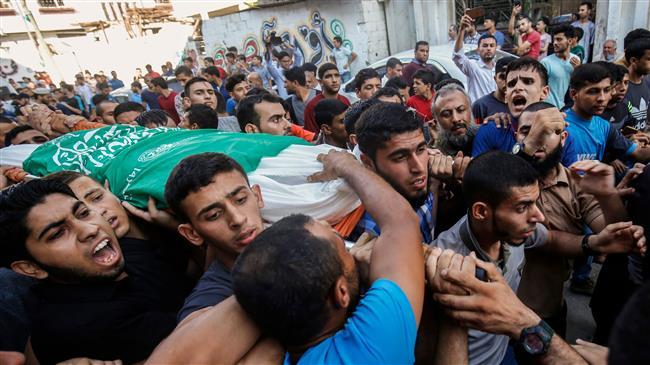 Photo of UN rights chief blasts(?) israel for 'shocking' Gaza killings