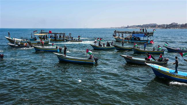Photo of New flotilla sets sail from Gaza in protest at Israeli siege
