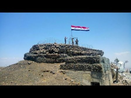 Photo of Syrian Army declares entire border with occupied Golan Heights liberated