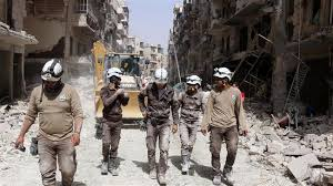 Photo of West scrambles to evacuate White Helmets false flag attackers from Syria amid assassination threats