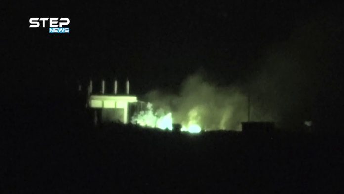 Photo of Syrian Army launches powerful attack on northern Hama