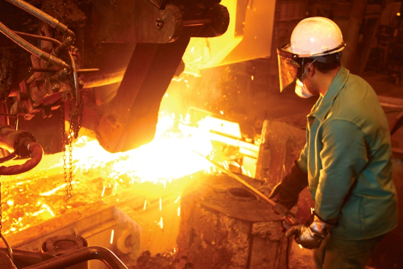 Photo of Iran steel production increases ten times more than the world