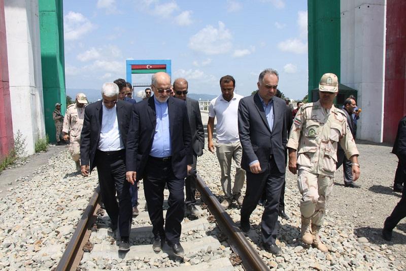 Photo of Tehran seeking more ties with Baku