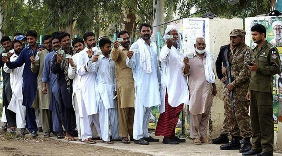 Photo of Pakistan general elections:Polling ends, counting begins