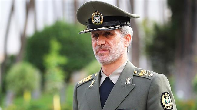 Photo of Iran's defense minister in Syria for new cooperation