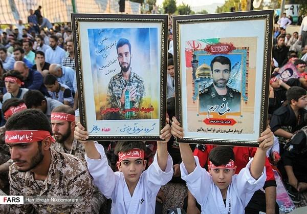 Photo of Photos- Iranians Mark Hojaji's Martyrdom Anniversary