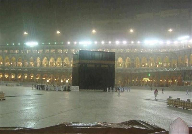 Photo of Heavy Storm Surprises Hajj Pilgrims in Mecca