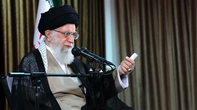 Photo of Leader of the Islamic Ummah Seyyed Imam Ali Khamenei agrees to special courts on financial crimes