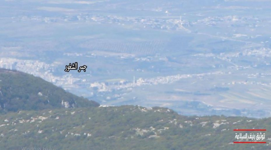 Photo of Syrian Army gets in position to launch Jisr Al-Shughour offensive