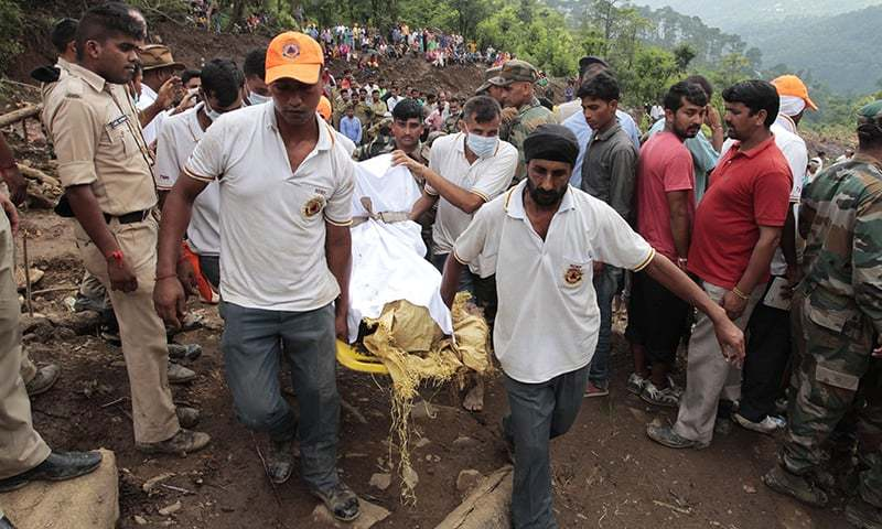 Photo of Deadly floods claim 18 victims in India's Himachal Pradesh