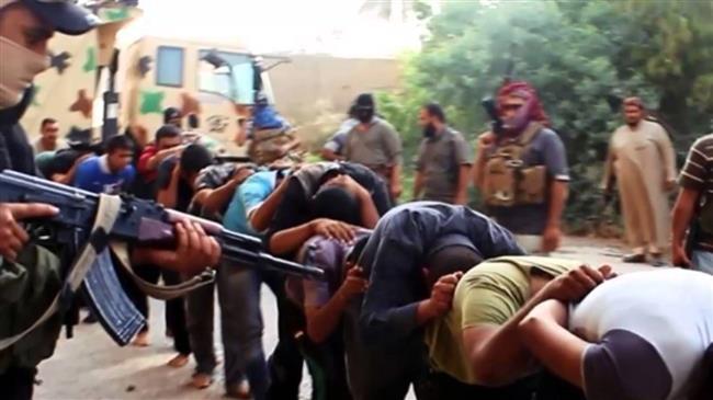 Photo of Iraq sentences 14 to death over Daesh Camp Speicher massacre
