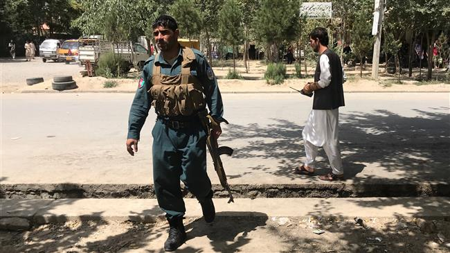 Photo of Gunmen raid intelligence service center in Afghan capital