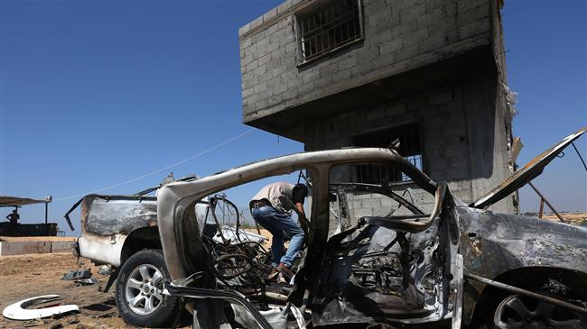 Photo of Zionist regime seeks limited ceasefire with Gaza