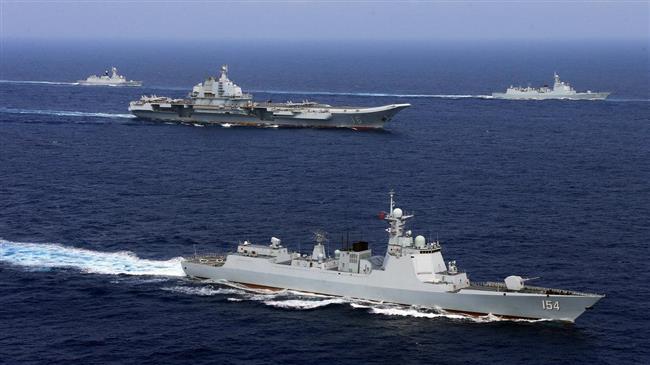 Photo of China begins major naval exercise near Taiwan before state visits by Tsai
