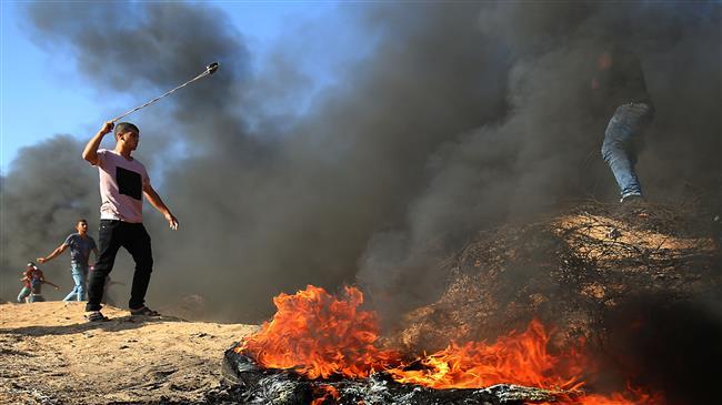 Photo of Terrorist regime reopens pedestrian crossing with besieged Gaza Strip