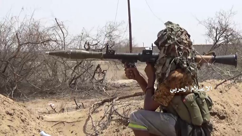 Photo of Over 35 Saudi-backed fighters reportedly killed, wounded in western Yemen