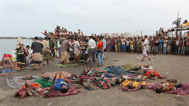 Photo of ANOTHER SAUDI MASSACRE: 19 fishermen missing after zionist Saudi airstrike