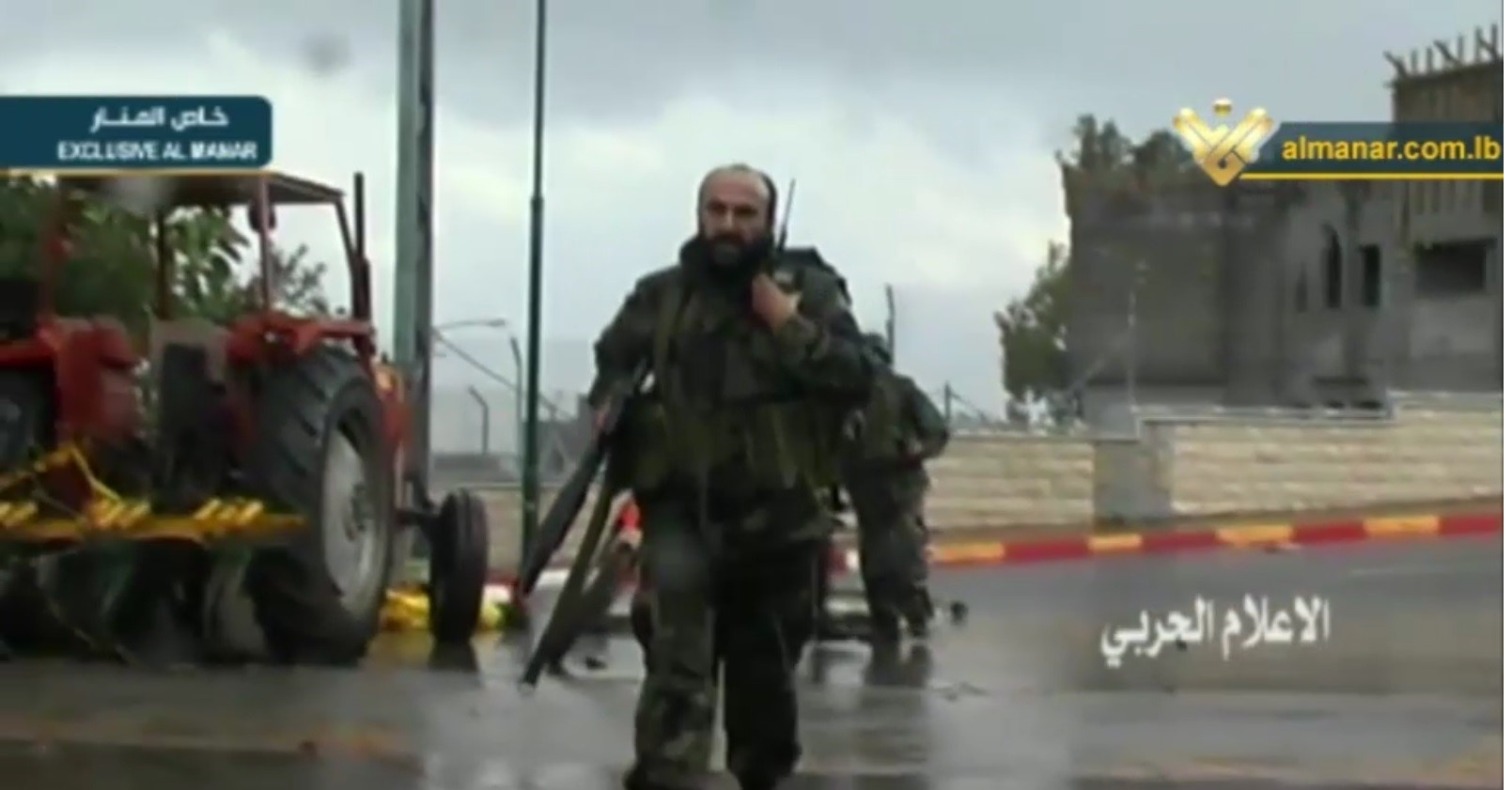 Photo of VIDEO: Hezbollah Releases Video of Ghajar Cross-Border Operation for First Time