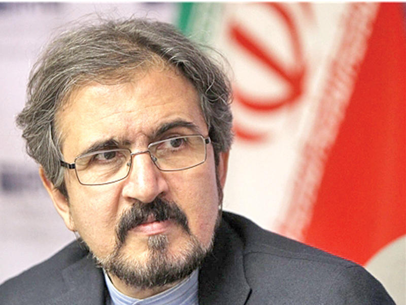Photo of Iran to Withdraw Troops from Syria if Relative Stability Achieved There: FM Spokesman