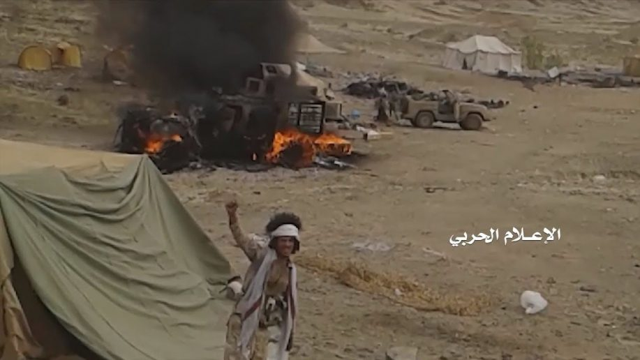 Photo of Houthi forces overwhelm Saudi Army to seize 3 military posts in Najran