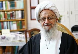 Photo of Ayatollah Shirazi: Ghadir, meeting point of Muslim world