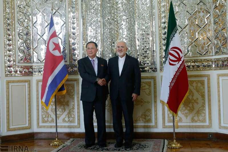 Photo of Iran, N. Korea FMs meet in Tehran