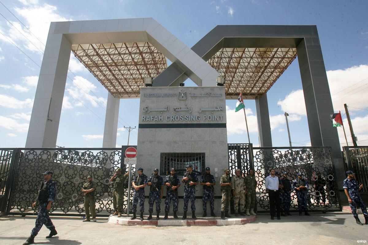 Photo of Zionist Sisi regime to close Rafah crossing during Eid al-Adhha