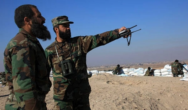 Photo of Syrian Army Pounds Terrorists' Positions in Hama, Idlib