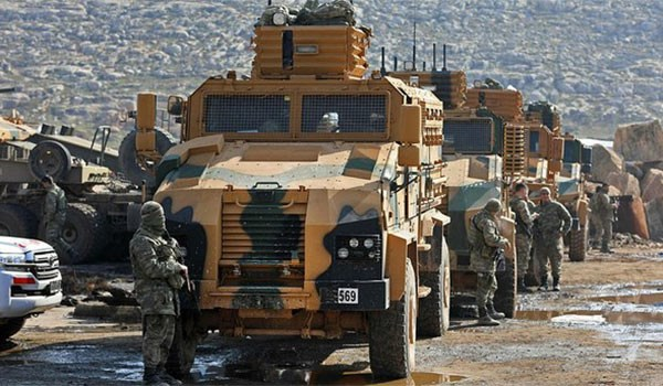 Photo of Turkish Army Continues Dispatching Military Hardware to Northern Syria