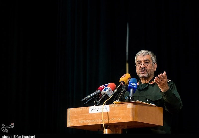 Photo of Iran's Military Power Only for Deterrence: IRGC Chief
