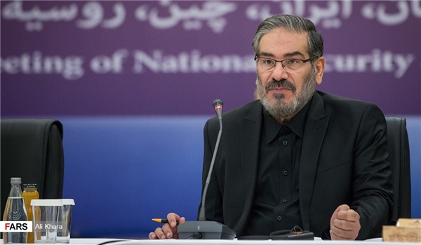 Photo of Iran's Top Security Official Blasts US for Conniving with ISIL