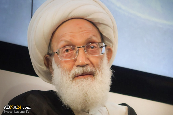 Photo of Sheikh Isa Qassim undergoes another surgery in London