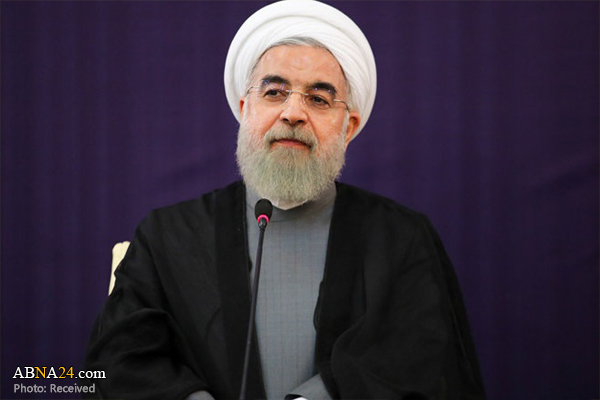 Photo of Rouhani to American communities' Leaders: We need to promote Islam with good language, practice