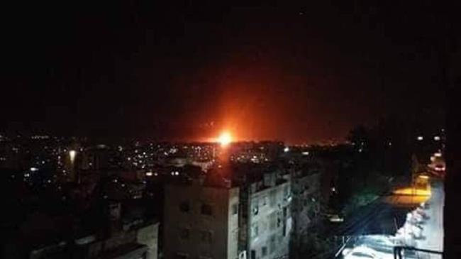 Photo of Syria rejects reports zionist regime attacked airport near Damascus