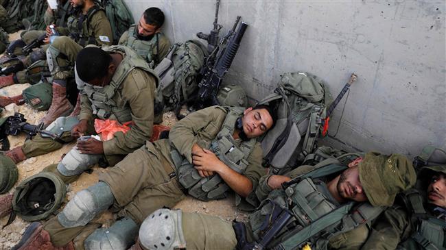 Photo of Secret doc reveals israeli military unprepared for war