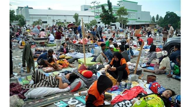 Photo of Strong quake, tsunami in Indonesia's Sulawesi Island kill nearly 400 people