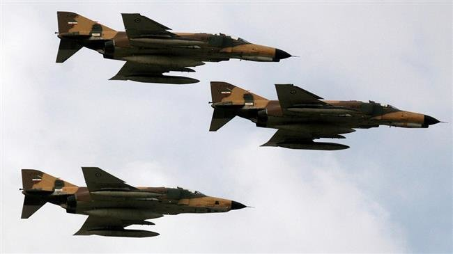 Photo of Iran's Army, IRGC hold joint aerial drills in Persian Gulf, Sea of Oman