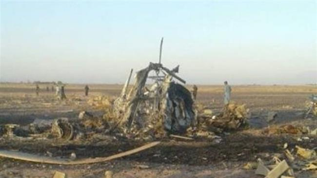 Photo of Five killed in military helicopter crash in Afghanistan