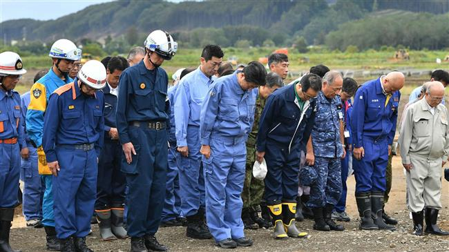 Photo of Death toll from Japan quake hits 44, number of wounded at 660