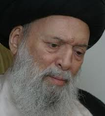 "Photo of Sayyed Muhammad Hussein Fadlullah (R.A) , ""Let's be more pensive about Ashura"""
