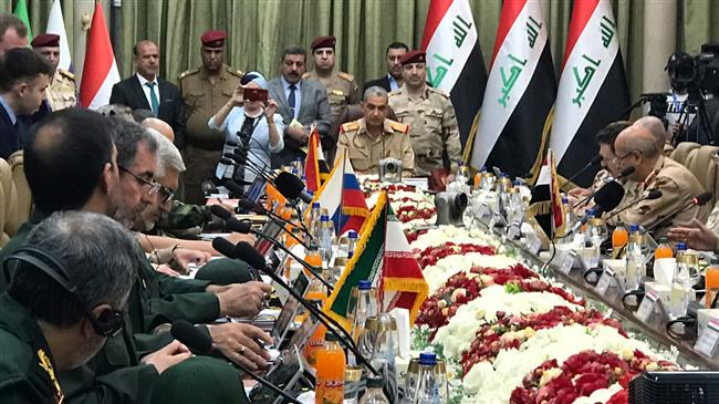 Photo of Iraq, Russia, Iran, Syria military chiefs discuss security, intel cooperation