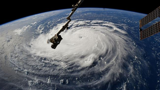 Photo of 'Monster' Hurricane Florence takes aim at US Southeast