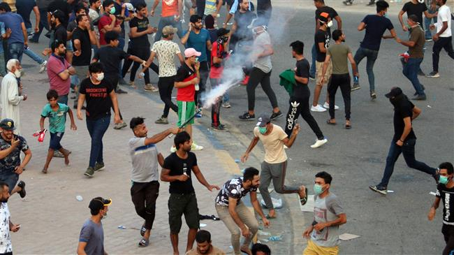 Photo of 1 killed in protests over poor public services in south Iraq